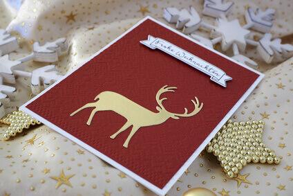 DIY-Weihnachtskarten